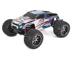 remote control monster jam trucks losi lst xxl2 e rtr brushless monster truck los04004 cars