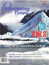 12 december 1994 sound production technology radio technology