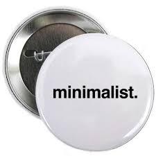minimalist list