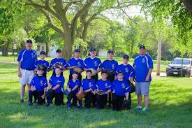 village of exeter exeter milligan baseball teams