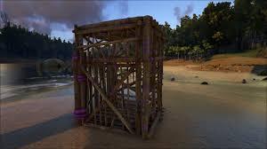 Ark Bookshelf by Wooden Cage Official Ark Survival Evolved Wiki