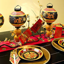 festival decorations chinese decorations