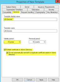 how to setup microsoft active directory certificate services ad
