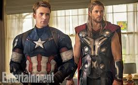 avengers age ultron captain america u0027s costume