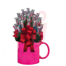 Gift Mugs With Candy Send Vegan Gift Basket To Usa Budget Vegan Gift Basket Delivery