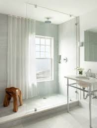 Bathroom Shower Window Bathroom Window Shower Curtains Foter