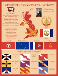 Irish Republican Army Flag Flags Of Communist Britain Vexillology