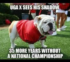 Georgia Bulldog Memes - sec memes tom crean hiring earns georgia the meme treatment