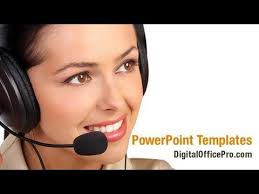 customer care powerpoint template backgrounds digitalofficepro