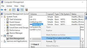 windows tip assign permanent letters to removable drives