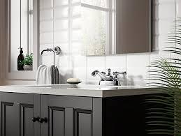 revival centerset sink faucet traditional lever handles k 16100