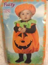 Pumpkin Pie Halloween Costume Pumpkin Infant Toddler Dress Costumes Ebay