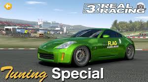 nissan 350z race car nissan 350z z33 tuning real racing 3 ios gameplay 1080p fullhd