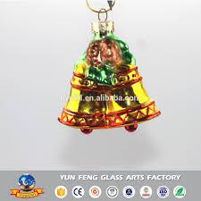 glass bell christmas ornament glass bell christmas ornament