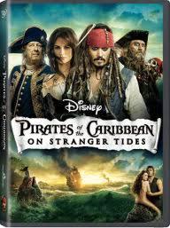 pirates caribbean stranger tides rob marshall