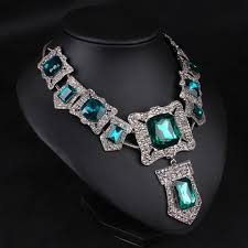 big rhinestone necklace images Necklaces pendants jpg