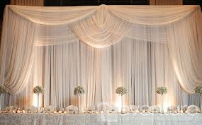 wedding backdrops luxury wedding backdrops and draping toronto eventure designs inc