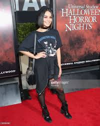 universal studios halloween horror nights 2017 vanessa anne hudgens photos u2013 pictures of vanessa anne hudgens