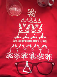 science christmas jumper for adults christmas jumper