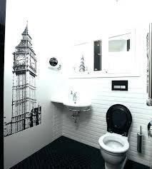 wallpaper for bathroom ideas black and white bathroom wallpaper epicfy co