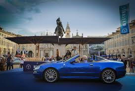 maserati cambiocorsa convertible maserati centennial celebration automotive rhythms