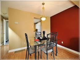 dining room wall color ideas dining room accent wall home design gallery