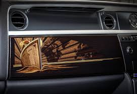 rolls royce phantom interior the last rolls royce phantom vii interior marquetry carmagram