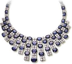 blue sapphire stone necklace images Diamond jewellery new jewellery designs jpg