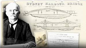 sydney harbour bridge original designs revealed daily telegraph