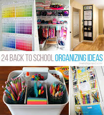 School Desk Organization Ideas How To Organize School Supplies Madebyni Co