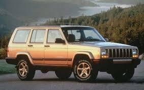 gold jeep cherokee ian martin s 1999 jeep cherokee on wheelwell