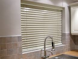 window blinds window blinds wooden slatted wood vanes tilted for