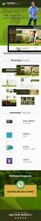 garden care gardening and landscaping html template by designarc