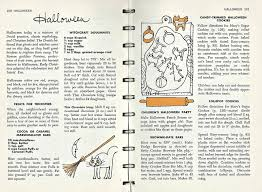 dying for chocolate retro halloween party games u0026 recipes 1960