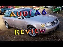 2001 audi a6 review true review 1999 audi a6 avant