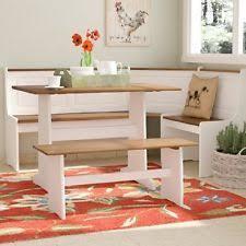 kitchen corner table amazoncom linon chelsea nook dining table