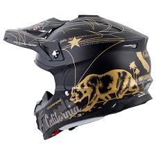 helmets motocross scorpion vx 35 golden state helmet jafrum