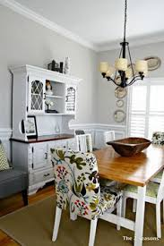 living dining room paint colour behr granite boulder 790d 4