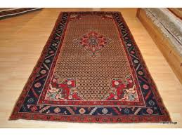 amir rugs authentic rug measures about 5 x 10 5 in great condition