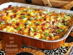 ham and hash brown casserole melissassouthernstylekitchen com
