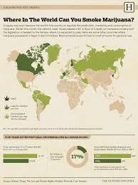 the world s most marijuana friendly countries infographic huffpost