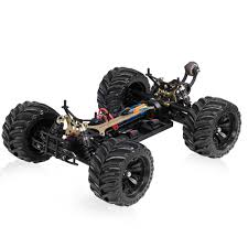 nitro monster truck eu jlb racing 11101 1 10 2 4g 4wd electric brushless 90km h high