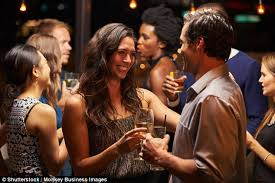 What Is Cocktail Party Effect - our brains fill in the gaps to keep conversation going through
