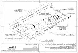 largeur plan de travail cuisine largeur plan de travail cuisine laby co