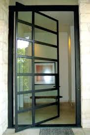Exterior Steel Entry Doors With Glass Metal Front Doors With Glass Exterior Steel Doors With Glass