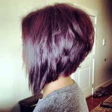 bob hairstyles that are shorter in the front best 25 stacked haircuts ideas on stacked bob