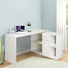study table l office home l shape corner desk computer study table with storage