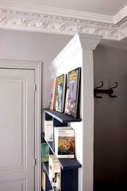 Entryway Wall How To Create An Entryway Bookcases Studio Deco Ideas