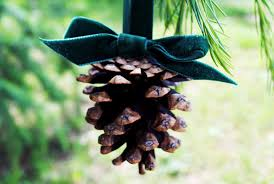 13 diy pinecone crafts for shelterness