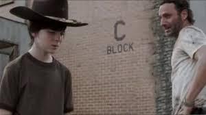 Carl Walking Dead Meme - the walking dead carl strand meme german youtube
